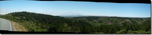 pano looking toward el Estuario