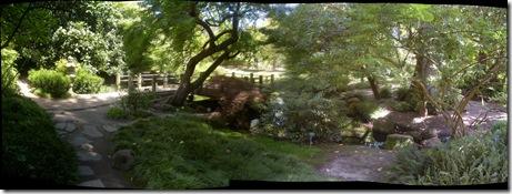 Japanese pavilion Golden Gate Park Arboretum