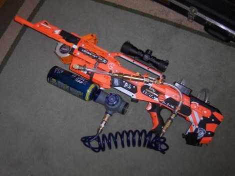 ~ 10 Awesome NERF Guns to Buy Your Kids this Holiday (list ...  |Nerf Guns Awesome Looking