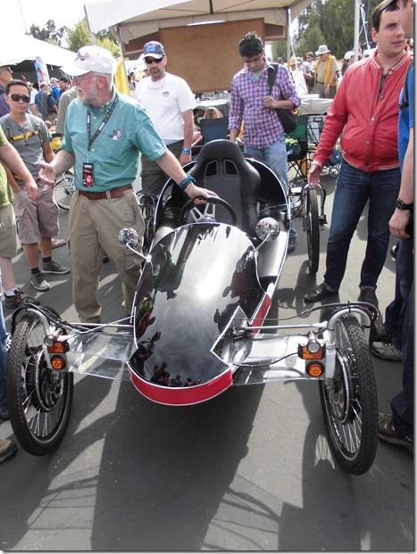 LightweightElectric Car